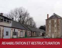 Ecb r alisation habitat bureaux genie civil st malo rennes for Arch immobilier rennes